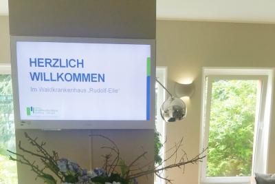 Herzlich Willkommen im Waldkrankenhaus Eisenberg